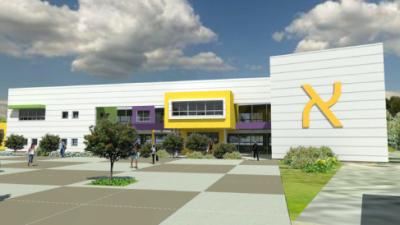 בית ספר בן עטר החדש